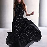 Immagine 2 toogoo r vestito lungo maxi