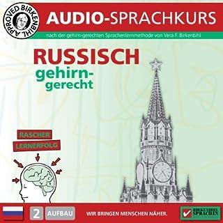 Russisch gehirn-gerecht: 2. Aufbau (Birkenbihl Sprachen) Titelbild