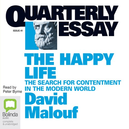 QE 41: The Happy Life audiobook cover art