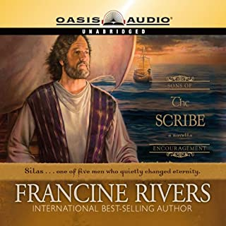 The Scribe audiobook cover art