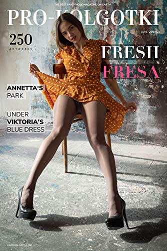 Women in Pantyhose 2019-06(2): art photography of legs in nylons (English Edition)