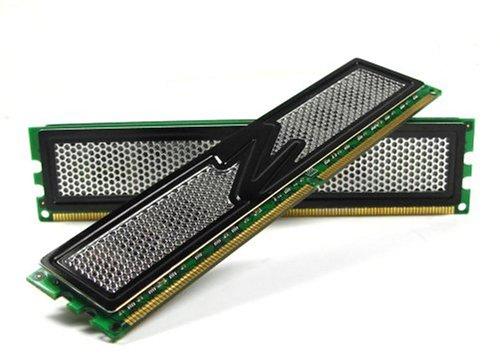 OCZ Vista Upgrade DDR2 PC2-6400 Arbeitsspeicher 2GB Kit (2X 1GB, 800MHz, CL5)