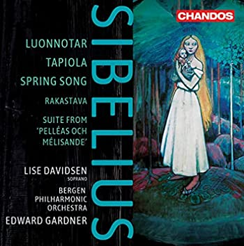 Sibelius: Lunnotar, Op. 70 & Other Orchestral Works