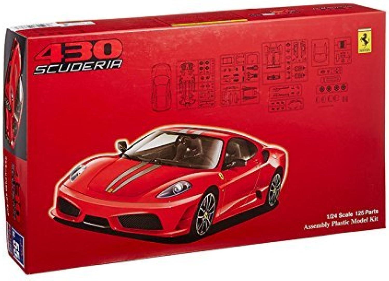12336 1 24 Ferrari F430 Scuderia by Fujimi