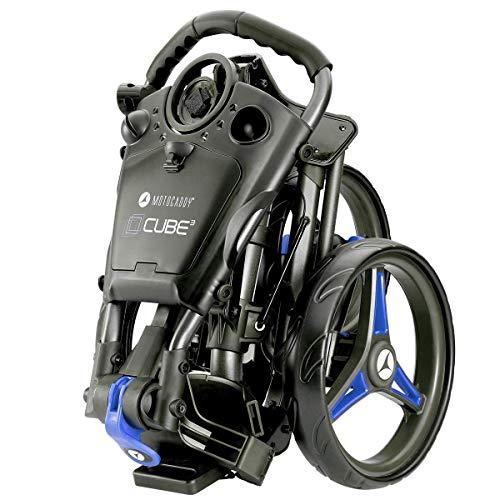 Motocaddy 2020 - Carrito de Golf Compacto Plegable ergonómico Plegable, Azul, Talla única