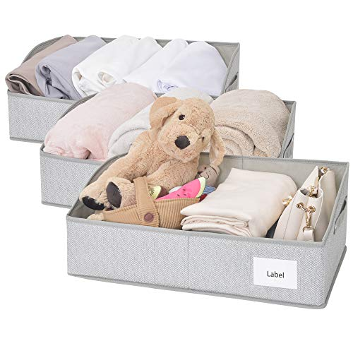 (50% OFF) 3-Pack Home Storage Baskets $15.00 – Coupon Code