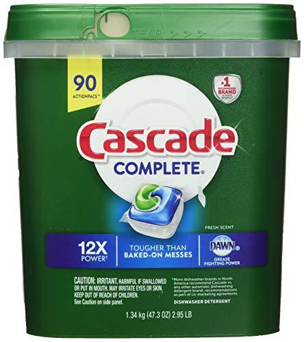 Price comparison product image Cascade Complete Action Pacs 90-count