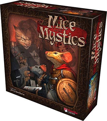 Play Board Games Mice & Mystics