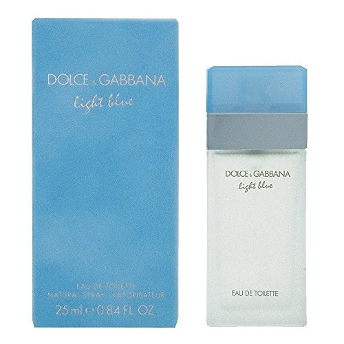 Dolce and Gabbana Light Blue Eau de Toilette - 25 ml
