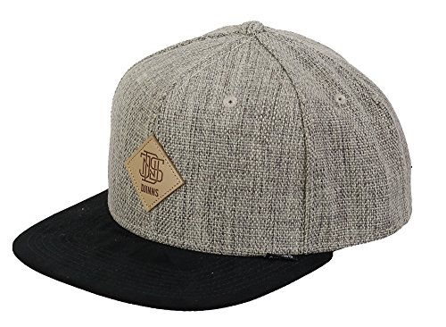 DJINNS - Rhomb (black/sand) - Snapback Cap