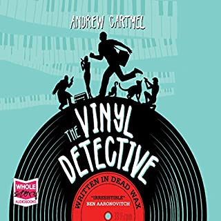 Written in Dead Wax     The Vinyl Detective, Book 1              By:                                                                                                                                 Andrew Cartmel                               Narrated by:                                                                                                                                 Ben Allen                      Length: 13 hrs and 50 mins     619 ratings     Overall 4.3