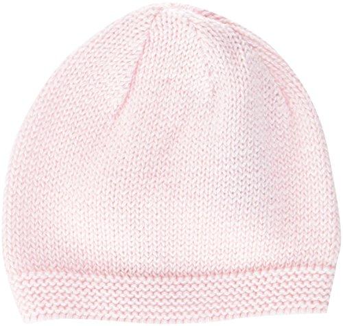 Sterntaler Strickmütze für Mädchen, Alter: 2-3 Monate, Größe: 37, Rosa