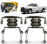 TORQUE Air Bag Suspension Kit for (2003-2013 Dodge Ram 2500), (2003-2012 Dodge Ram 3500) and (2006-2008 Dodge Ram 1500 Mega Cab) (Replaces Firestone 2299 Ride-Rite) (TR2299)
