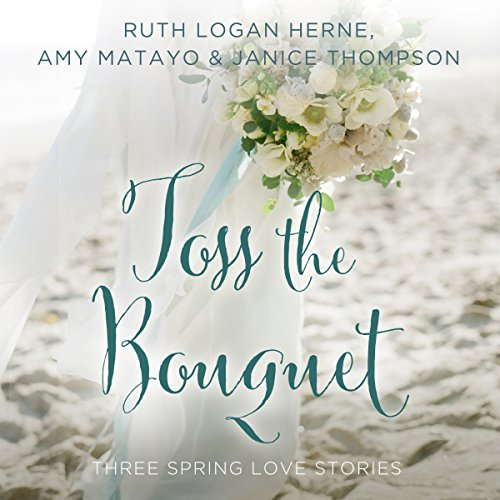 Toss the Bouquet audiobook cover art