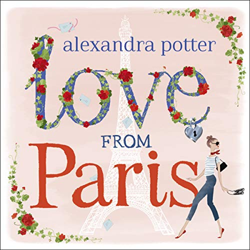 Love from Paris audiobook cover art