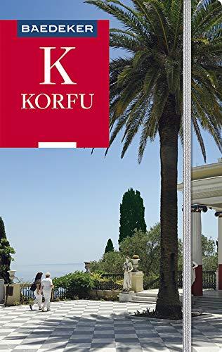 Baedeker Reiseführer Korfu: mit praktischer Karte EASY ZIP