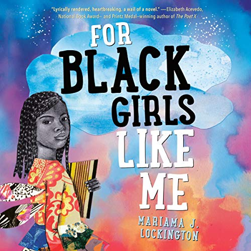 For Black Girls Like Me audiobook cover art