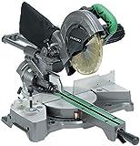 HiKOKI C8FSE(H1Z)216mm Slide Compound Mitre Saw, Green Black White