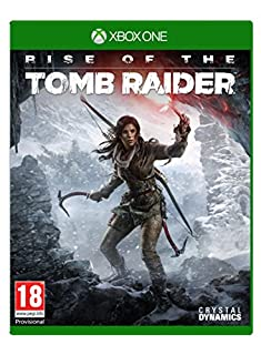 Rise of the Tomb Raider (Xbox One) (B00KJGYGUA) | Amazon price tracker / tracking, Amazon price history charts, Amazon price watches, Amazon price drop alerts