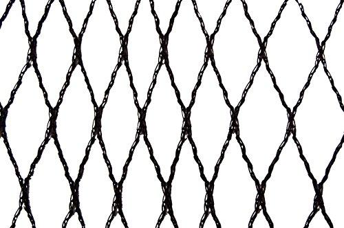 Filet anti-oiseaux - Maille de 15mm Noir 5m x 5m