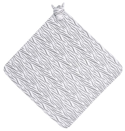 Engel Beste 29 x 29inch Nappende Deken (Zebra)