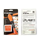 Best Uv Glues - UV Light Glue Kit Clear Adhesive Liquid Plastic Review