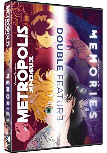 Metropolis & Memories - Anime Double Feature