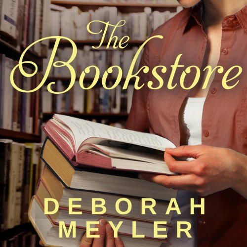 The Bookstore audiobook cover art