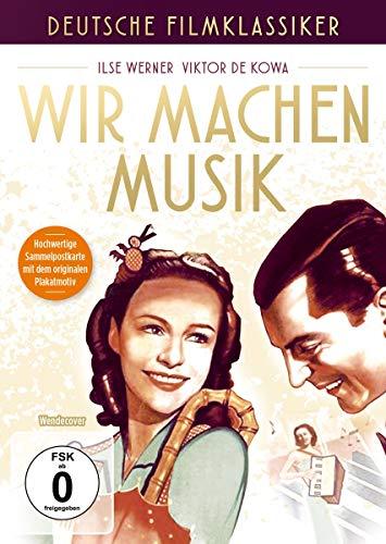 Deutsche Filmklassiker - Wir machen Musik