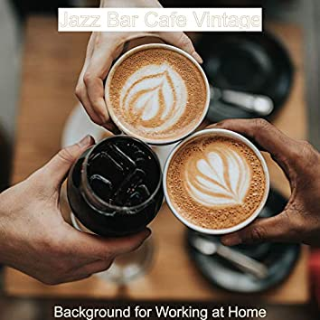 Background for Working at Home