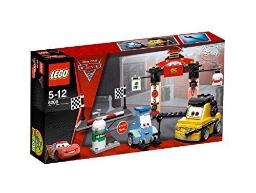 LEGO Cars 8206 - Boxenstopp in Tokio