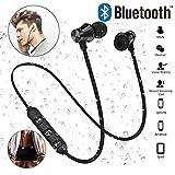 ELECTROPRIME Xt11 Magnetic Music Bluetooth 4.2 Earphone Sport Running Wireless Bluetooth T3S9