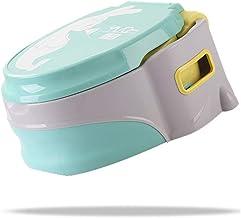Comfortabele veilige zitterende zitting zindje stoel veiligheid draagbare toiletstoel potje stoel trainingstoel voor babyj...