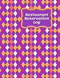 Restaurant Reservation Log: Diner Reservations Restaurant Log Journal, Customer Order Reserve, Daily Guest Appointment Record and Tracking Booking ... Diners, Adults, Men, Chefs, Coffee Shops,