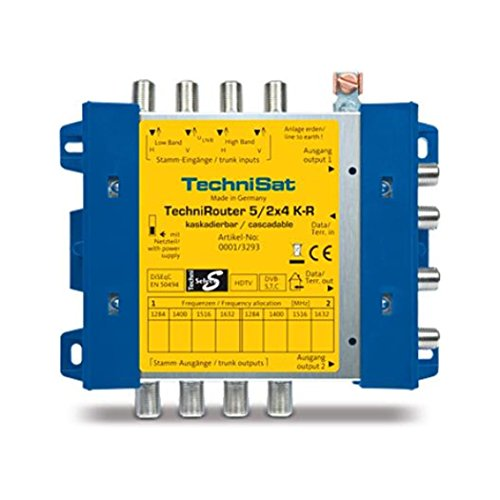 TechniRouter 5/2x4 K-R