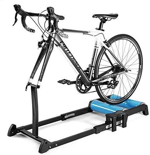 ZHANGYY Rodillos Plegables para Entrenadores de Bicicletas, retráctiles para Interiores, Ejercicio en casa, Rodillos para Ciclismo, Bicicleta Deportiva, Entrenador de Fitness, 24 26 27,5 2