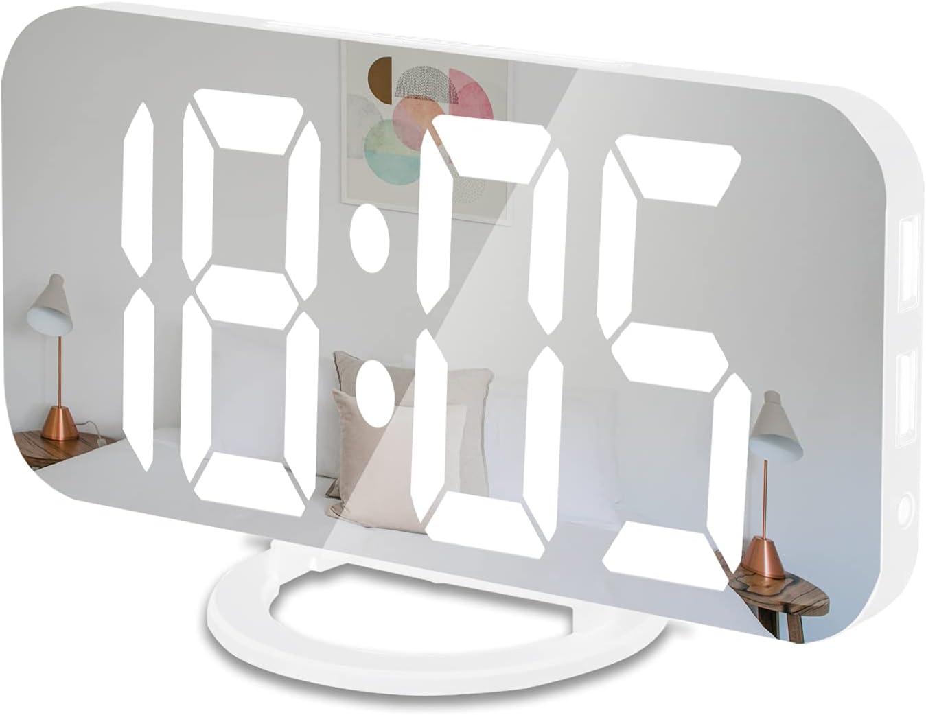 VASTARS Digital Max 54% OFF Challenge the lowest price of Japan Alarm Clock 6.6