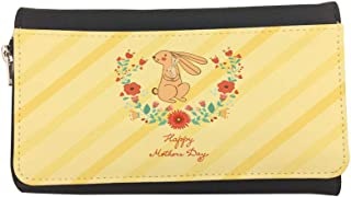 happy mothers day Printed Leather Case Wallet