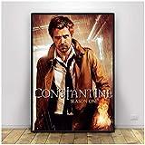 LIUXR Constantine Film Keanu Reeves Poster Bilder