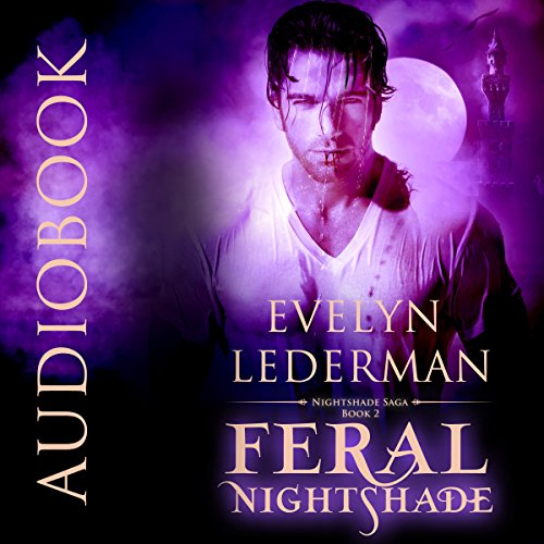 Feral Nightshade audiobook cover art