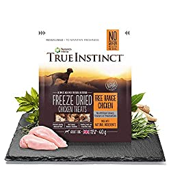 - Premium Quality Deboned Meat - Natural Ingredients - No Artificial colours, flavours or preservatives - Freeze-dried to lock in goodness - No grain, no gluten, no cereal