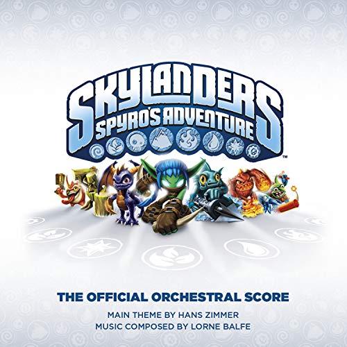 Skylanders: Spyro's Adventure (Original Game Soundtrack)