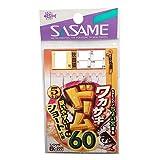 ささめ針(SASAME) ワカサギドーム60 C-227 1号