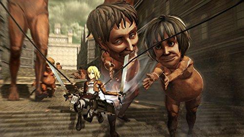 Namco Bandai Games World Attack on Titan 輸入版:北米 - Xbo×One