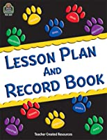 tcr2551–Teacher Created Resources Paw PrintsレッスンプランAmp ; Amp ;レコードブックwith Monthly Planner