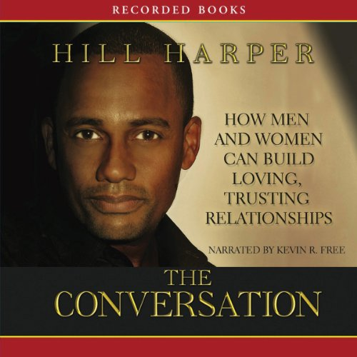 The Conversation audiobook cover art