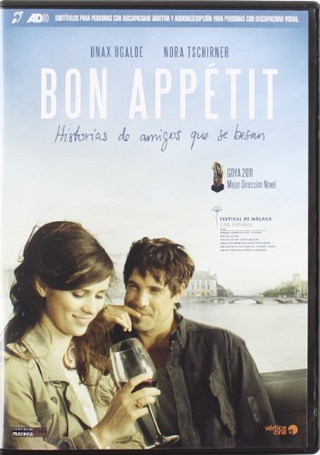 Bon Appetit (Import) (Dvd) (2011) Nora Tschirner; Unax Ugalde; Susana Abaituna G