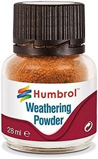 Humbrol AV0008 Weathering Powder Rust Model Kit