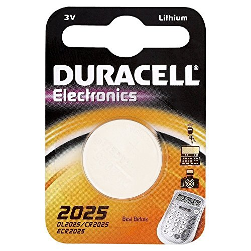 DURACELL Lithium CR2025 1 St