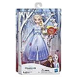 Disney La Reine Des Neiges 2 - Poupee Princesse Disney Chantante - 27 cm - Chante en...